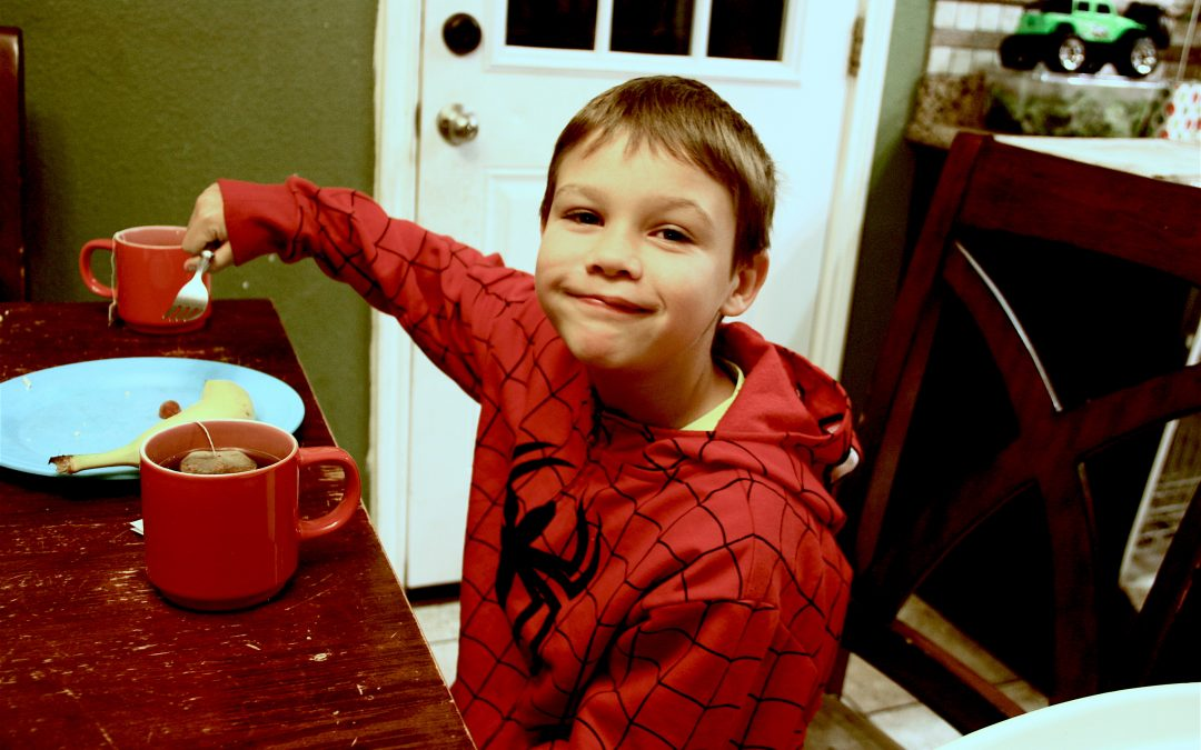 The 5 Eating Personalities of Ravenous Children