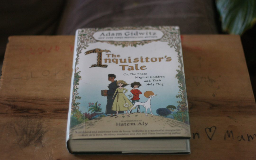 A Quirky, Fun Kid-Lit Tale in the Style of Canterbury Tales