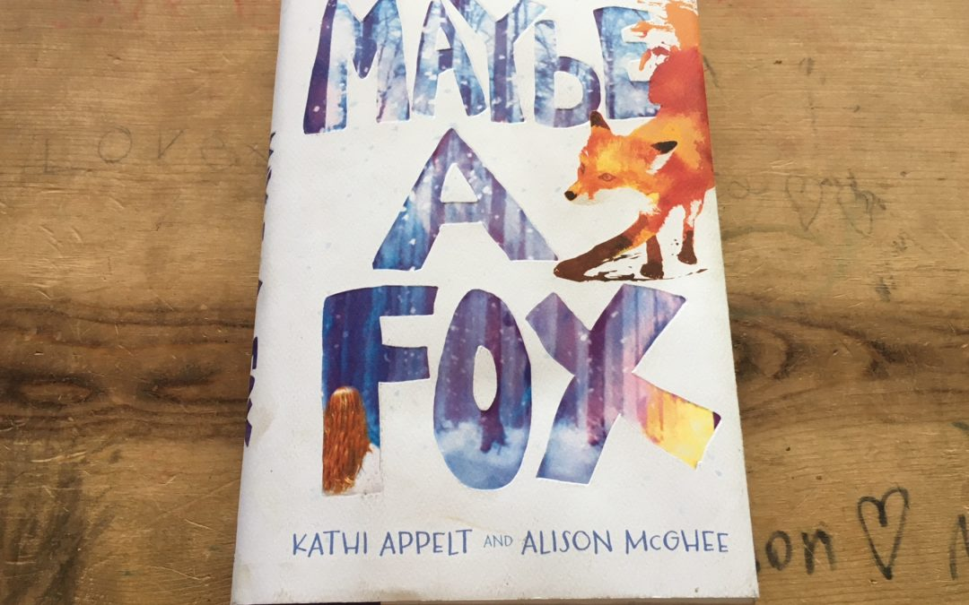 A Superb MG Book About Foxes, Death, and Hope