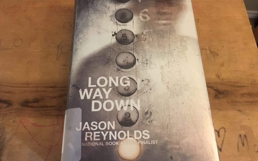 A Fabulous YA Novel in Verse About Breaking the Cycle of Violence